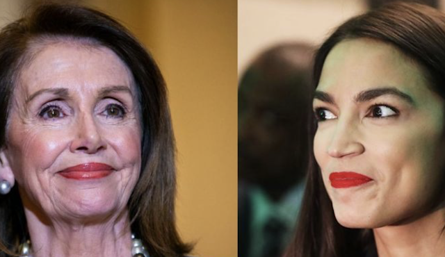 NANCY STRIKES BACK: Pelosi Swipes at AOC in New Interview, Mocks Twitter Use