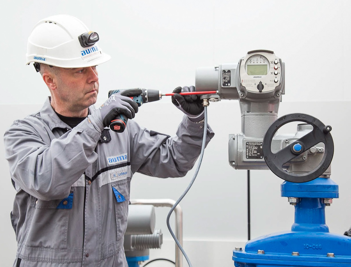 Applying Electric Valve Actuators: Needs Assessment | Process