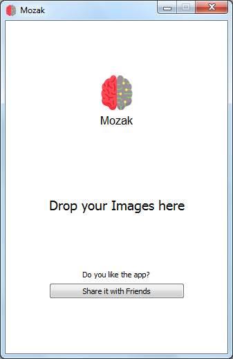 Screenshot IrisTech Mozak 0.0.1 Full Version