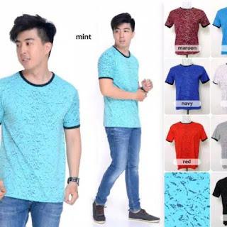 Order Kaos Polos Bahan Spandek Terbaik di Kabupaten Cianjur