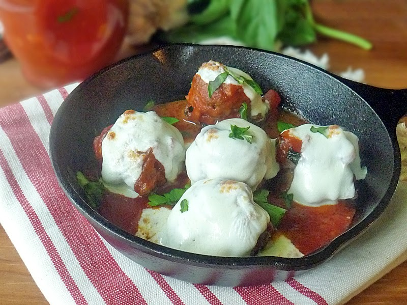 Meatballs | by Life Tastes Good are the best and easiest homemade meatballs you'll ever eat!! #Italian #Baked #Homemade