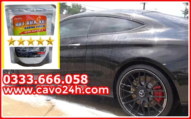 Bột rửa xe không chạm Car Care