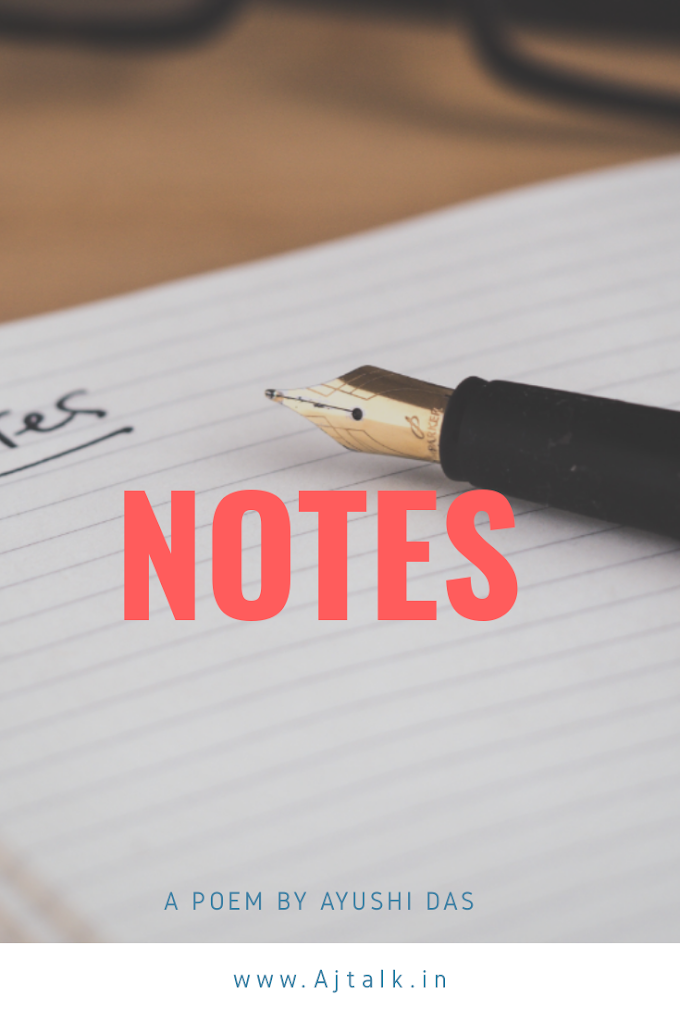 NOTES | A beautiful poem