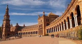 Gambar Istana Alhambra, Spanyol