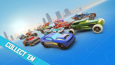 Hot Wheels Race Off Apk Hack Mod