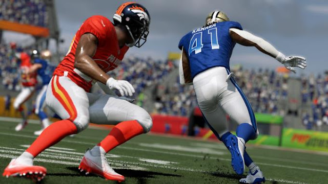 Madden NFL 20 is another part of the popular series of American football simulators, which has been consistently developed since 1997