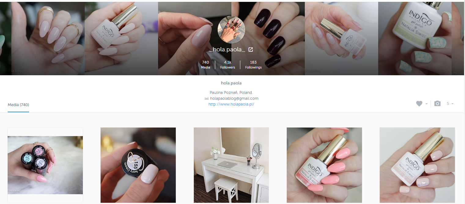 Jak robić zdjęcia paznokci na Instagram