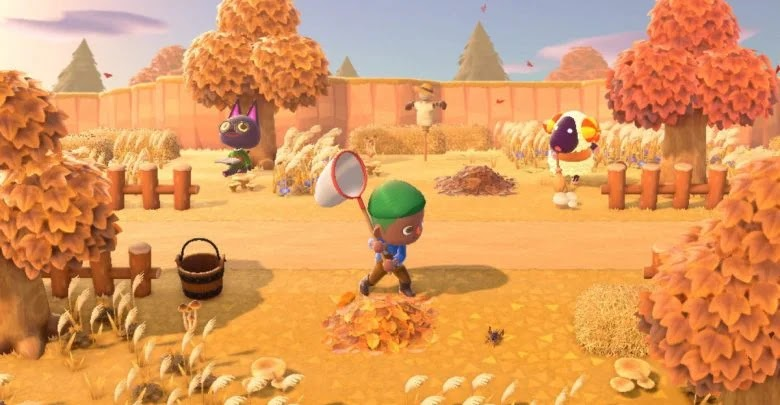 How to get and build the network in Animal Crossing: New Horizons