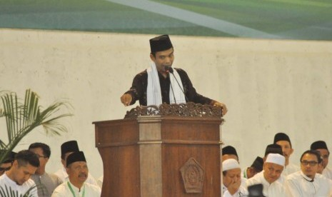 Kekaguman Prabowo Subianto Kepada Ustaz Abdul Somad