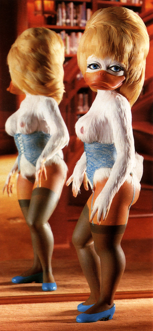 Howard the duck duck tits