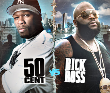 Lol...smart move? 50 Cent now suing Rick Ross