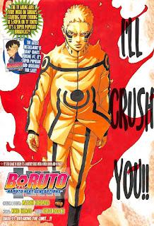 Read Boruto Manga Chapter 33 Full English