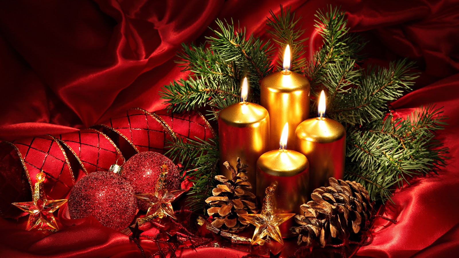 Beautiful Merry Christmas Wallpaper Free Download