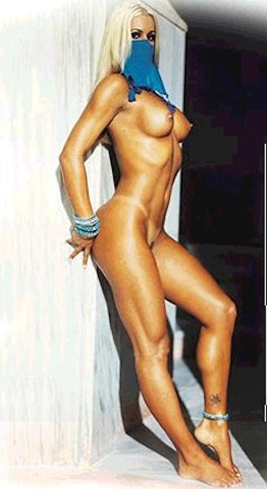 Joana Prado Feiticeira Nua na Revista Playboy