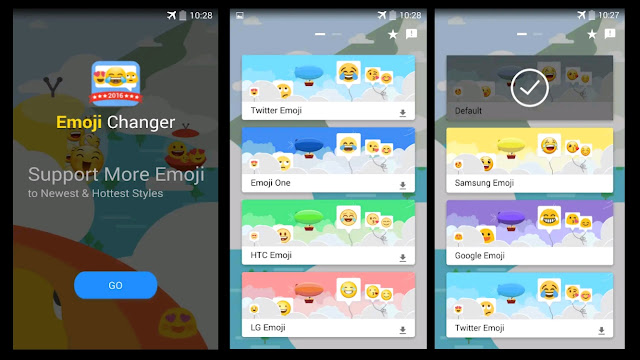 Convert Android emoji to iPhone in the easiest way without root 👌🔥