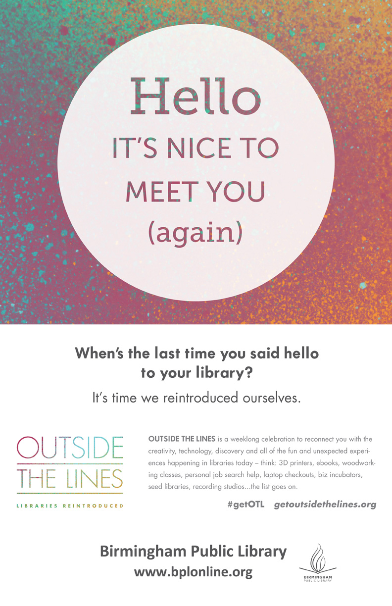 Outside the Lines poster