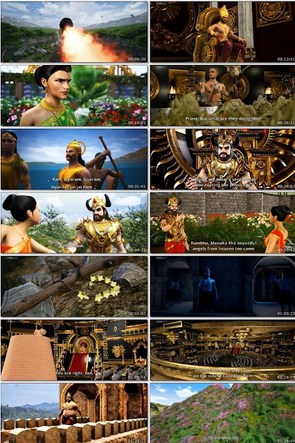 Download Siyavar Ram (2020) Full Movie Hindi 480p 300MB HDRip || MoviesBaba