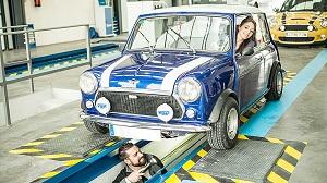 Más de 3,6 millones de vehículos fueron rechazos por las ITV en 2016