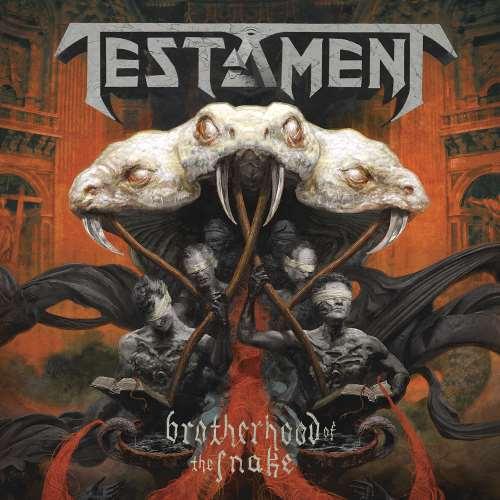 "TESTAMENT: Ακούστε το ""Stronghold"" απο το επερχόμενο νέο album"