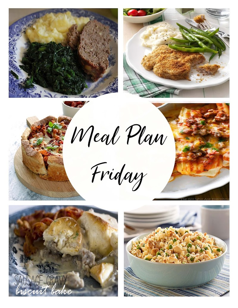 Meal PlanFriday #5