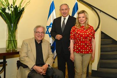 "Netanyahu entrega ""Nobel Judaico"" ao violinista Itzhak Perlman"