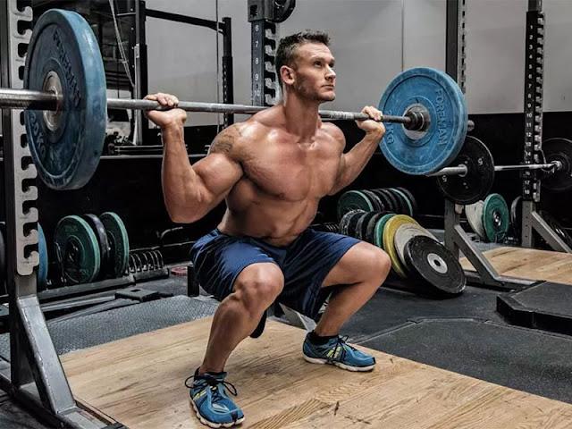 برنامج تضخيم العضلات للمبتدئين