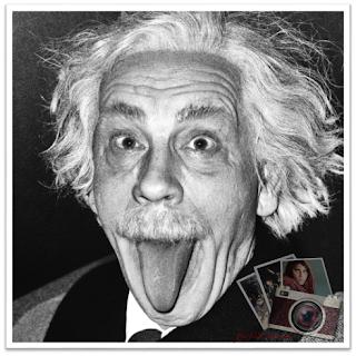 John Malkovich جون مالكوفيتش يقلد أينشتاين