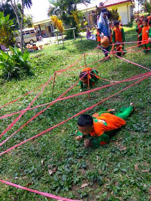Family Gathering dan Outbond di Resto Kemuning, Ngargoyoso, Karanganyar