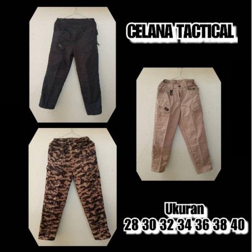 Celana PDL Tactical Panjang