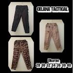 Celana PDL Tactical Panjang Tebal