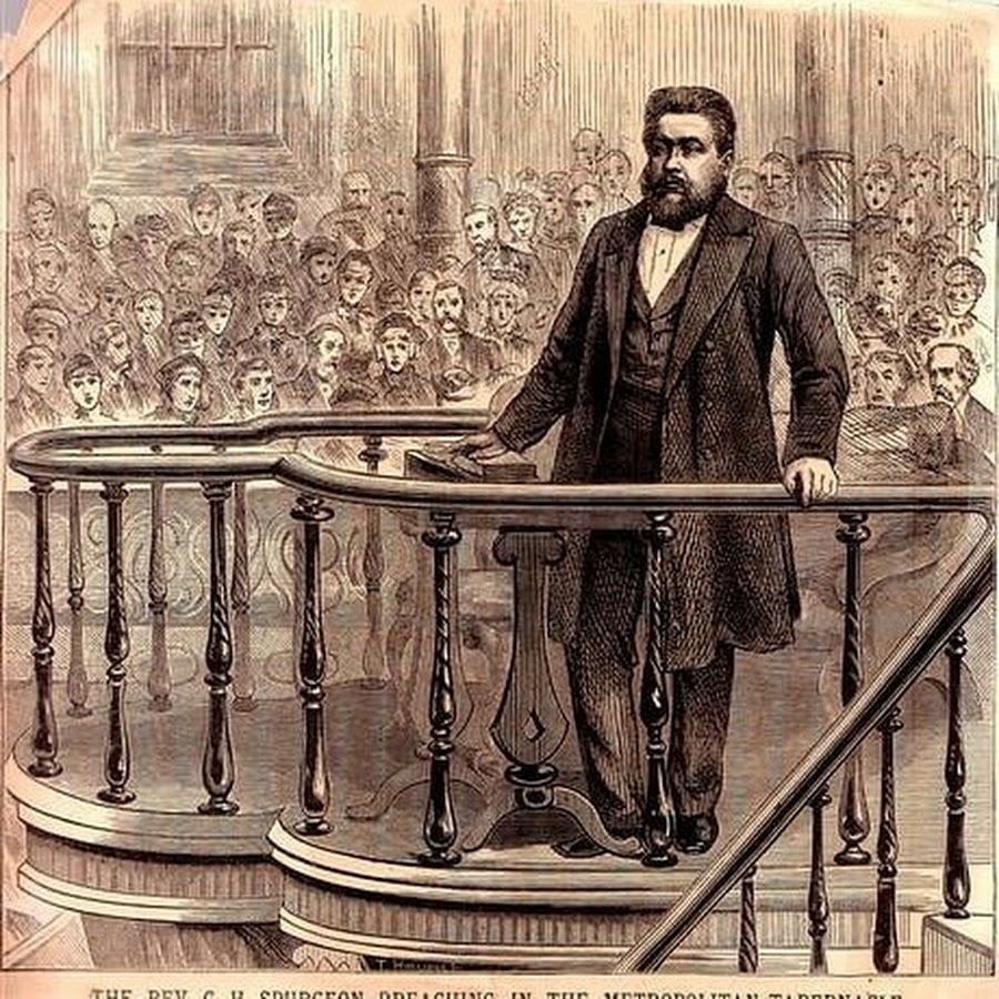 Charles Haddon Spurgeon, who lived in 19th-century Britain, was considered 'the prince of preachers'.
