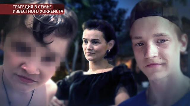 Жену Соколова убил старший сын!!! У него психическое заболевание!!!