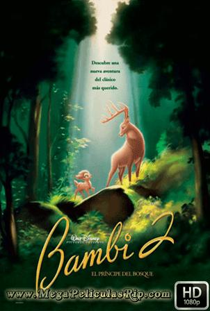 Bambi 2 [1080p] [Latino-Ingles] [MEGA]
