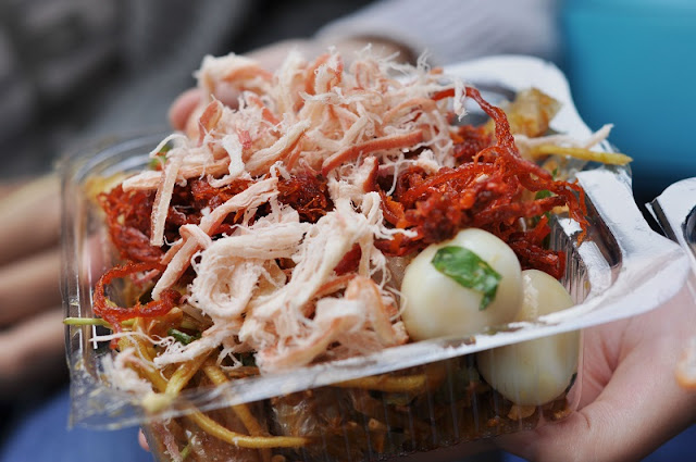 The best Hanoi street food you have to try in Hanoi Old Quater