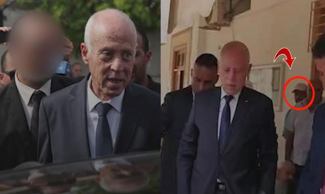 tunisie kais saied cite ettadhamen