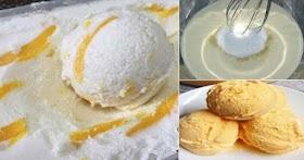 ชวนทำไอศกรีมกะทิ ฉบับโฮมเมด แบบง่ายๆไม่ง้อเครื่องทำไอศกรีม