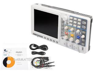 Darmatek Jual Owon SDS-5052E Digital Storage Oscilloscope, 50MHz