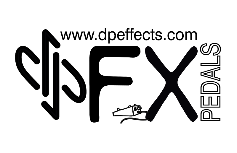 dpFX Pedals Logo, transparent