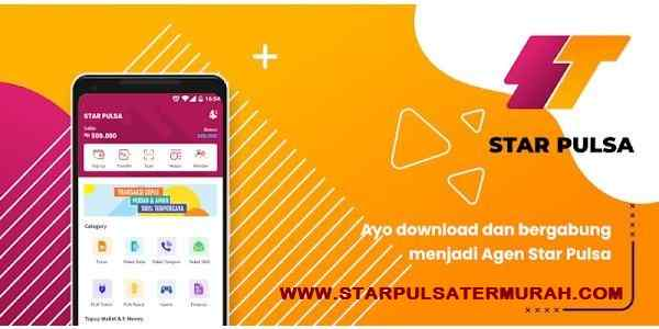 Cara Download Aplikasi Android Star Pulsa
