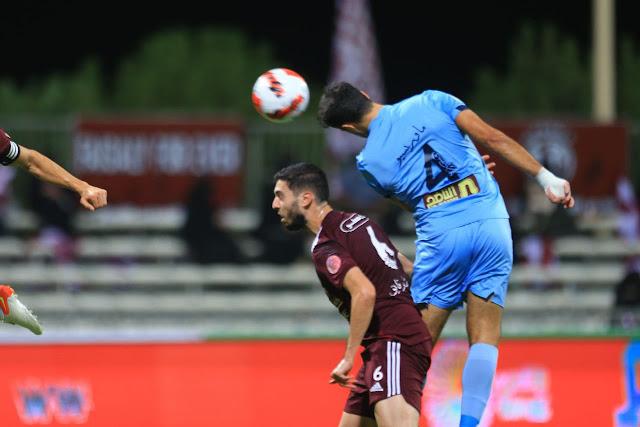 ملخص اهداف مباراة الباطن والفيصلي (2-2) الدوري السعودي