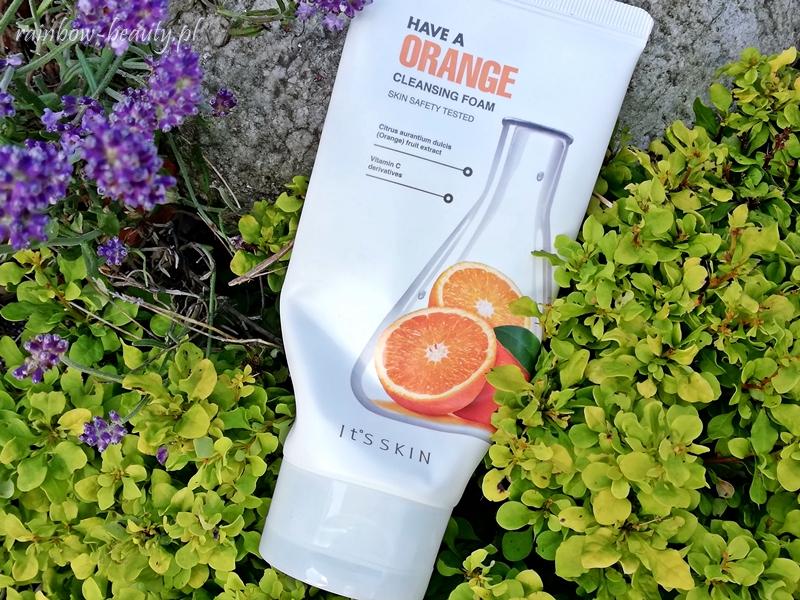 its-skin-orange-cleansing-foam-pianka