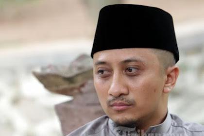 "Dulu Ceramahnya Ustadz Yusuf Mansur bilang ""Kita Musuhi Presiden Yang Suka Ngutang"", Warganet: Sebelum jadi cebong"