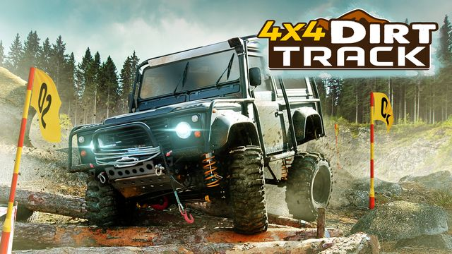 4×4 Dirt Track v1.0 NSP XCI For Nintendo Switch