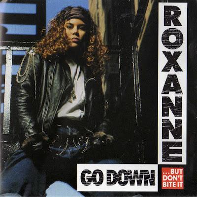 Roxanne – Go Down (But Don't Bite It) (1992) (CD) (FLAC + 320 kbps)