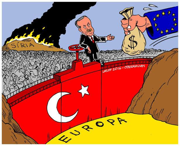 Οι μεταναστευτικές απειλές της Τουρκίας