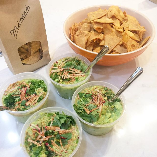 I Love Dining In At Minero However They Also Offer Taco Kits To Go Which Are Perfect For Events We Frequently Order Them Meetings Our Office And