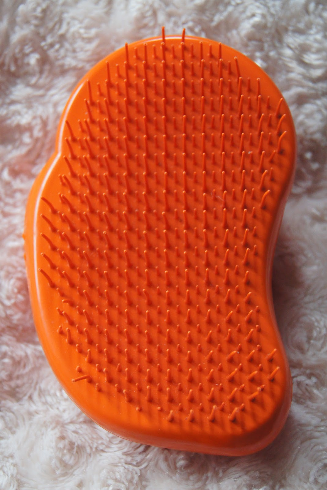tangle teezer original detangling hairbrush review