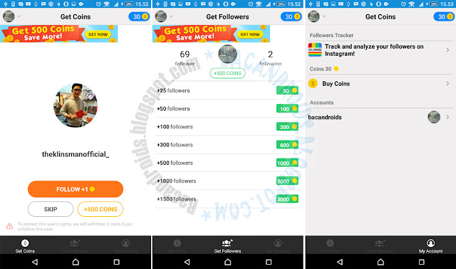 cara hack Get Followers Mod Fre Coins