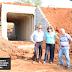 Com recursos e mão-de obra própria, Prefeitura recupera mais uma ponte rural