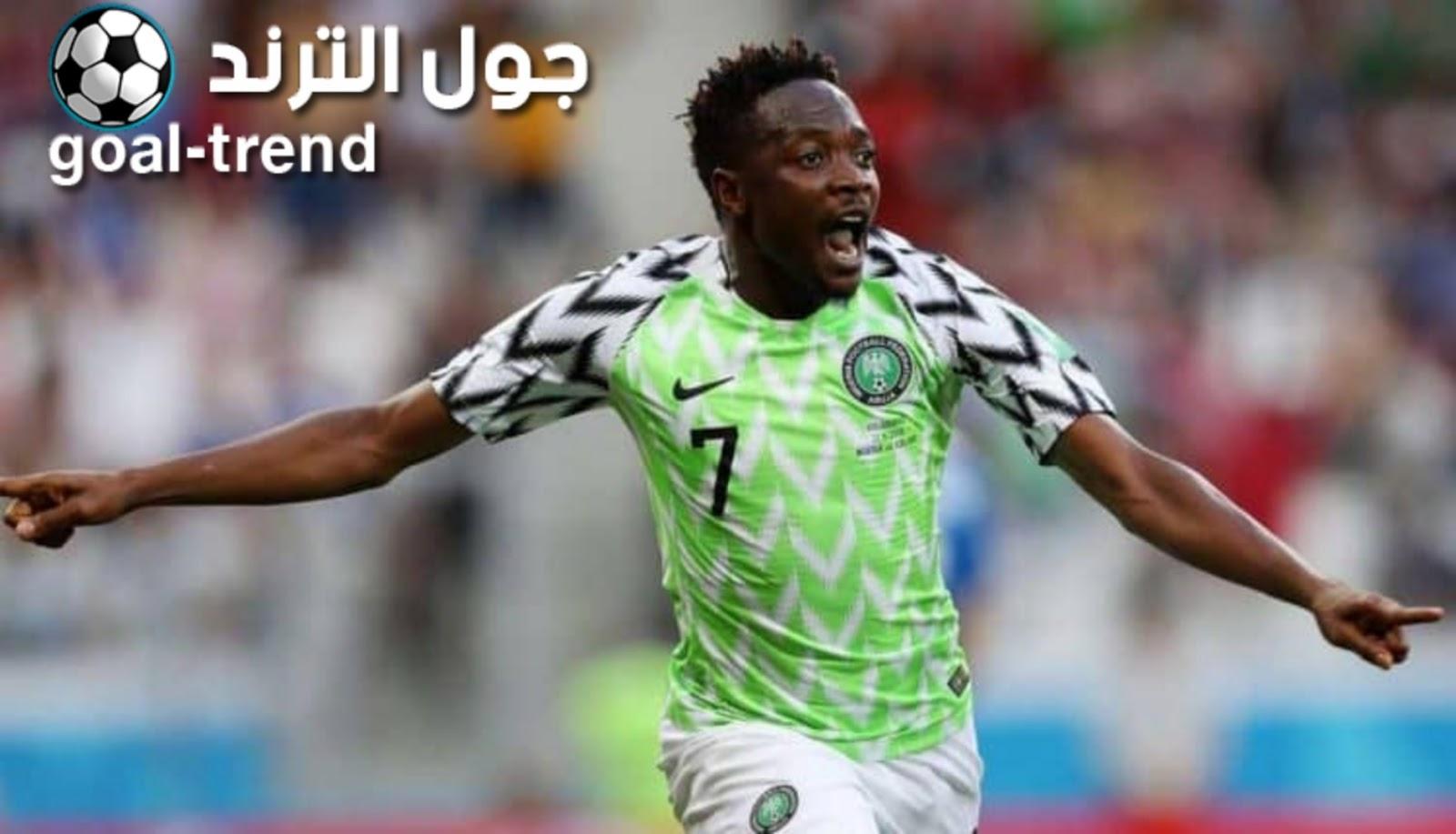 نتيجة مواجهة نيجيريا ومدغشقر في كأس امم افريقيا
